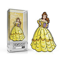 Figpin Disney Princess Belle Collectible Pin #226 NEW