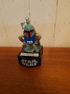 M&M's Small Blue Star Wars Coin Bank