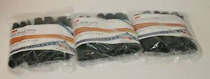 (30) NEW 3M HEAT SHRINK TUBING EPS-300 THIN WALL W/ ADHESIVE MOISTURE PROTECTION