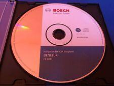 BOSCH Sat Nav Disc CD ROM Blaupunkt FX 2011 BeNeLux ORIGINAL
