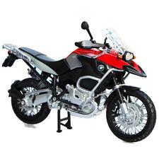 Maisto 1/12 BMW R1200GS Red Diecast Motorcycle Model Water Bird