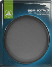 "JL Audio SGR-10TW3 10"" Black Steel-Mesh Subwoofer Grille Insert for 10TW3 NEW"