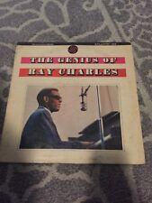 Ray Charles The Genius Of 180 Gram LP 50th Anniversary Vinyl Record