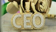 Any 3 Customize Letter/Name/Num HipHop Pendant Charm Custom Pendant Jewelry