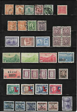 China, Imperial, Rep., o/**/*/(*) Lot ca. 1900 - 1949, 2 Scans !