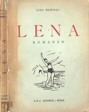 Lena. . Luigi Mazzullo. S. D.. .