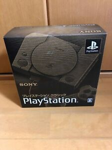 Sony Playstation Classic Mini PS1 SCPH-1000RJ Japanese 20 Games With tracking