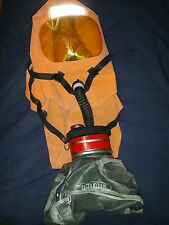 Spi-20 russian gas mask. fire mask. selfsave mask. rescue mask