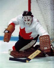 Tony Esposito team Canada 1972 8x10 Photo