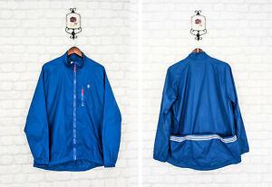 Rare Adidas obyo KZK Blue Men's Cycling Bike Jacket Size M NWT