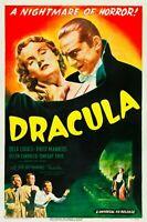 Dracula Movie Poster Wall Art Photo Print 8x10 11x17 16x20 22x28 24x36 27x40