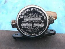 ww2 raf usaaf booster coil p51 mustang spec no 94-32182