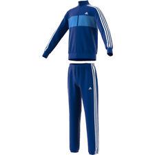 Tuta adidas training ED6210 YB TS TIBERIO 3S Suit Tracksuit Croyal/Reablu/White