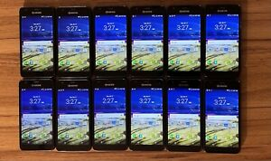 Lot Of 12 Kyocera Hydro Wave - T-mobile - 4 GB - Model C6740 - Black - Working!