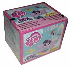 My Little Pony Explore Equestria Box 50 Packs Stickers panini