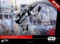 """1/6th Rogue One Stormtrooper Jedha Patrol 12"""" Figure Hot Toys MMS386 Star Wars"""