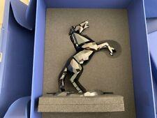 Swarovski Soulmates Black Stallion Crystal Figure 5124353 NEW