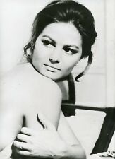 "CLAUDIA CARDINALE ""SANDRA"" LUCHINO VISCONTI PHOTO DE PRESSE CINEMA CM"