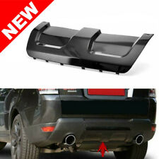 For Land Rover Range Rover Sport 2014-2017 Black Rear Bumper Skid Plate Cover US