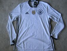 BNWT Adidas Germany Soccer Jersey Size M