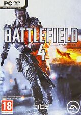 Battlefield 4 PC Brand New Factory Sealed Fast Shipping