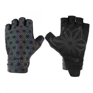 Supacaz SupaG Short Glove Oil Slick MD Unisex