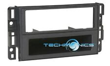 BUICK CHEVROLET GMC SINGLE DIN RADIO MOUNTING DASH CAR STEREO INSTALLATION KIT