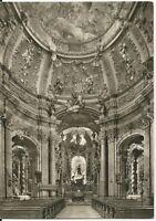 Ansichtskarte Weltenburg - Kloster Weltenburg - Klosterkirche - schwarz/weiß
