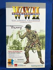 DRAGON 1/6th WWII AMERICAN SGT DANNY 82nd AIRBORNE DIV PARATROOPER 70079