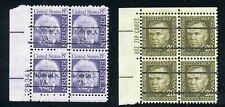 Nice Precancel Stamp Lot Mint Never Hinged