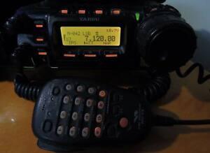 Apparato Yaesu FT-857   quadribanda