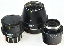 Olympus OM microscopia A10-M1 + AS-L10 + A10-L2
