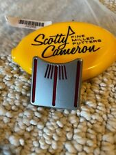 NEW Scotty Cameron Alignment Tool Ball Marker - Circle T - w/ Coin Purse - Rare