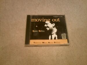 SONNY ROLLINS MOVING OUT CD ORIGINAL JAZZ CLASSICS OJCCD-058-2