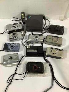 Lot of 11 Film Cameras