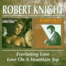 Everlasting Love/love on a Mountain Top 5017261204813 by Robert Knight CD