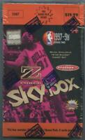 1997-98 Skybox Z Force Basketball Series 2 Retail Box Michael Jordan Inserts