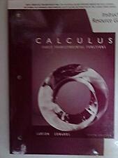Irm Calculus Etf 5e by larson edwards