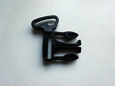 BUGABOO Frog/Cameleon CLIP PART for waist harness/strap Seat/Carrycot Unit Frame