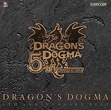 DRAGON'S DOGMA 5TH ANNIVERSARY BEST Japan Game Music CD NEW F/S