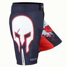 MMA Mixed Martial Arts Gym Wear Boxing Shorts Cage Fight Jiu Jitsu Grappling