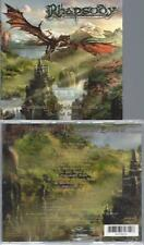 CD-- Rhapsody ‎– Symphony Of Enchanted Lands II - The Dark Secret   // USED