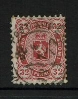 Finland SC# 23, Used, Few tone dots - Lot 082017