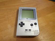 Nintendo Game Boy Pocket Handheld Spielkonsole - Silber #1