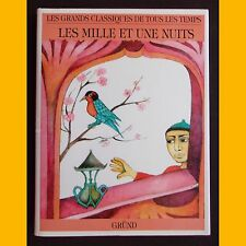 LES MILLE ET UNE NUITS d'après la traduction de Galland Helena Rysava 1994