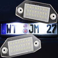 LED SMD Kennzeichenbeleuchtung Nummernschild Leuchte Ford Mondeo MK3 (7906)
