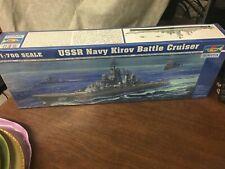 Trumpeter USSR Navy Kirov Battle Cruiser 1:700 Scale MIB