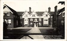 Saffron Walden. Ladies Training College # 72337.