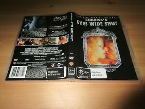 Eyes Wide Shut (DVD, 2007, 2-Disc Set)