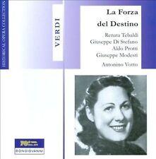 Verdi: La Forza del Destino (CD, Nov-2013, 3 Discs, Bongiovanni)
